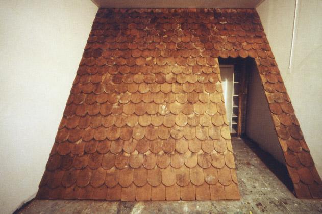 Tomaz Kramberger - Roof - Art Installation