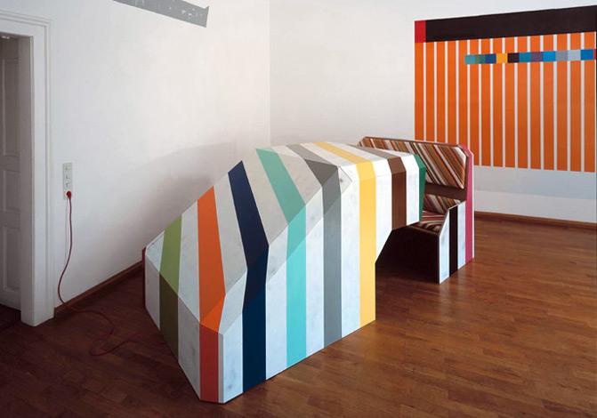 Tomaz Kramberger - Vocabulary Trainer - Art Installation