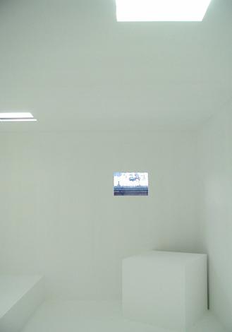 Tomaz Kramberger - Hospital Room - Art Installation