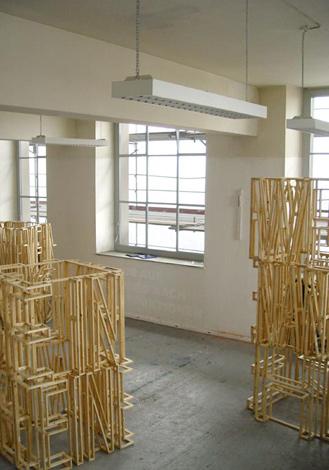 Tomaz Kramberger - Diary - Art Installation