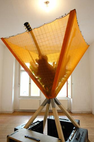 Tomaz Kramberger - Molotov - Art Installation