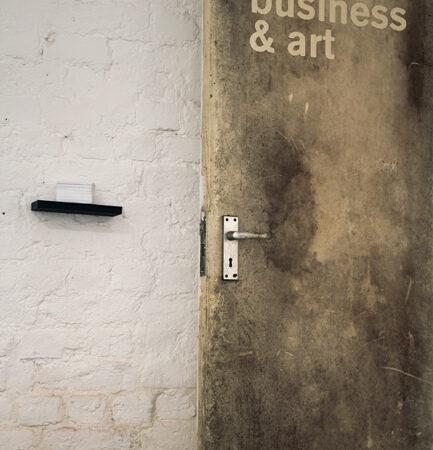 Tomaz Kramberger - Business & Art - Art Installation