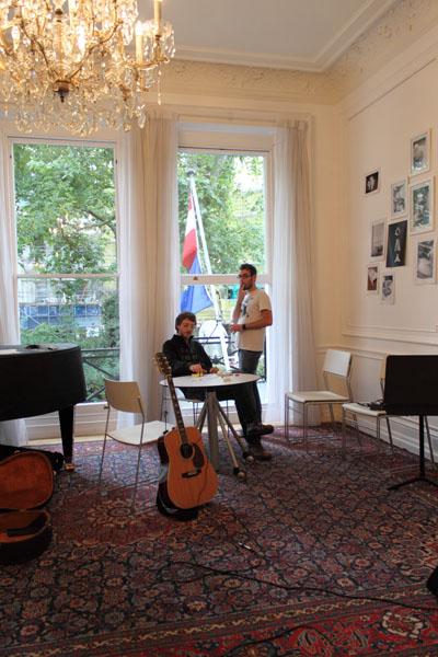 Aldo GiAldo Giannotti & Tomaz Kramberger - Austro Pop - Art Performanceannotti & Tomaz Kramberger - Austro Pop - Art Performance