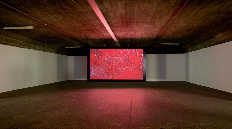 Tomaz Kramberger - Der Lack ist ab - Art Installation