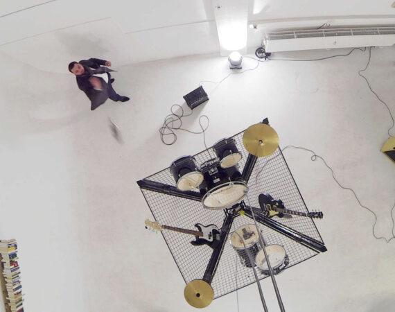 Tomaz Kramberger - Molotov Re-Reloaded - Art Installation
