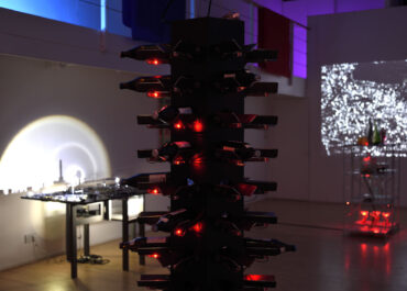 Tomaz Kramberger - Reconstruction of a Promise - Sound Installation